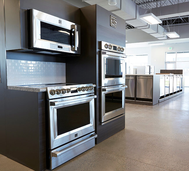 Kitchen Ft Collins: Sears Tests Smaller, Appliance-Only Outlet
